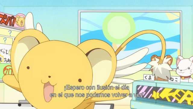 Cardcaptor Sakura Clear Card análisis episodio 22 Kero