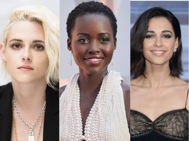 Kristen Stewart, Naomi Scott y Lupita Nyong' o las nuevas actrices de Los Ángeles de Charlie //