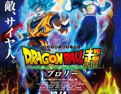 Dragon Ball Super Broly pelicula