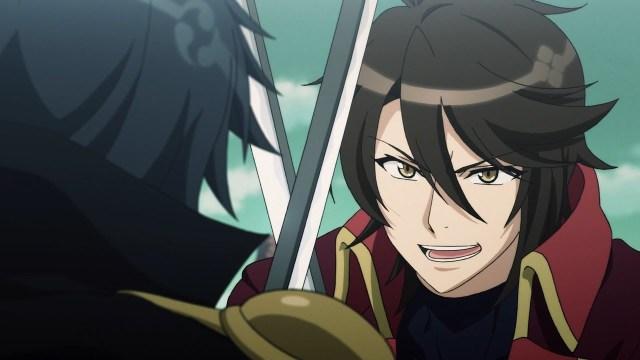 Bakumatsu guía anime otoño 2018