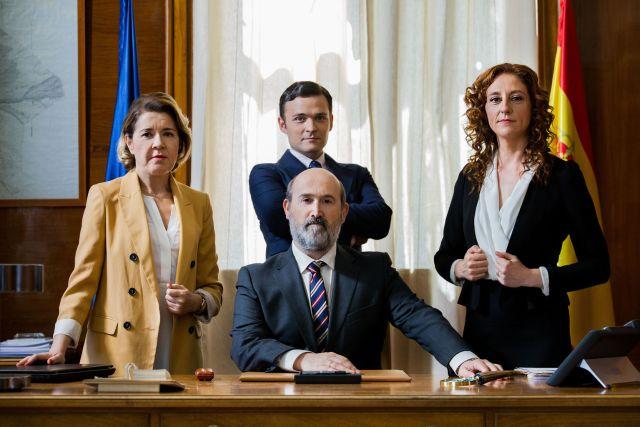 Imagen de uno de los nuevos proyectos para TNT // Vertele - Eldiario.es