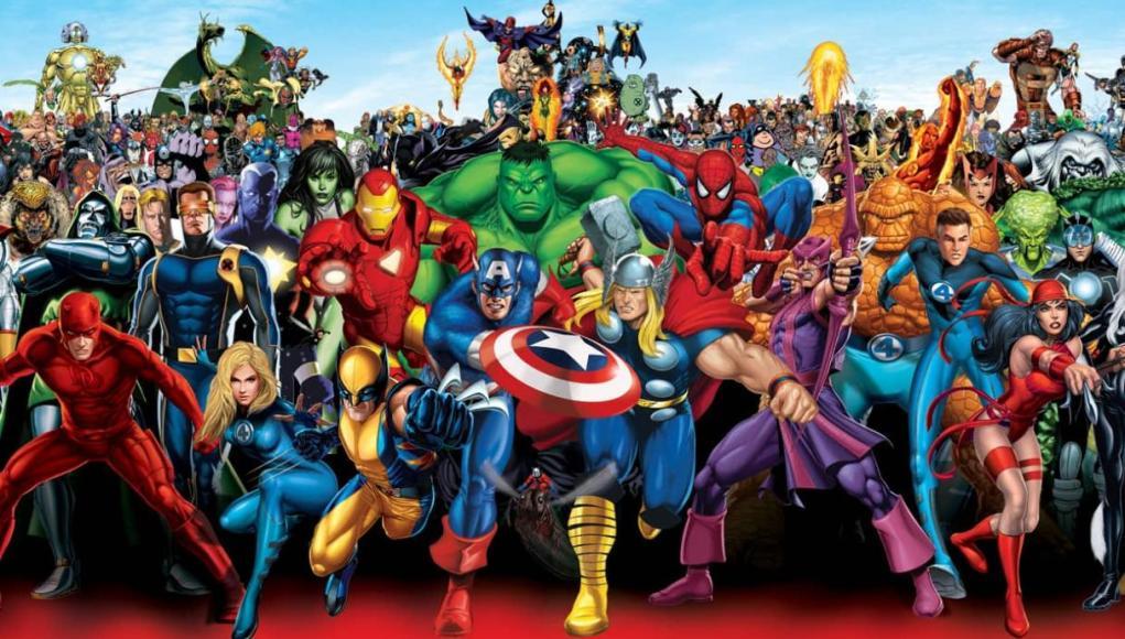 Marvel imagen destacada