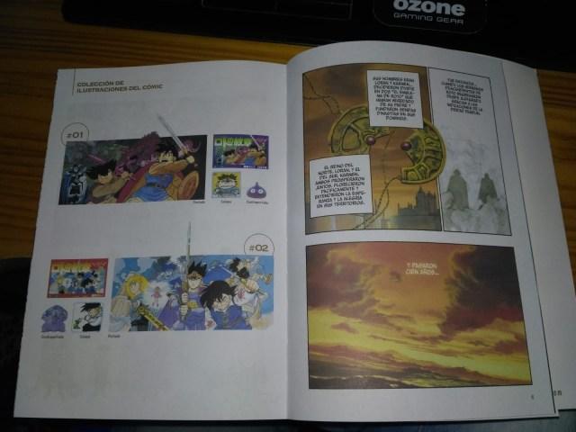 Dibujo 'Dragon Quest: Emblem of Roto' #1