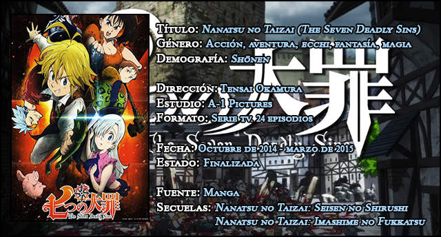 review Nanatsu no Taizai