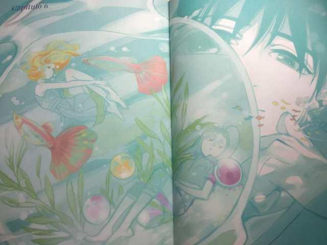 Review manga Sombras sobre Shimanami