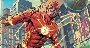 The Flash imagen destacada