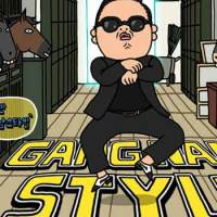 Hitler, Obama en My Little Pony hebben Gangnam Style!