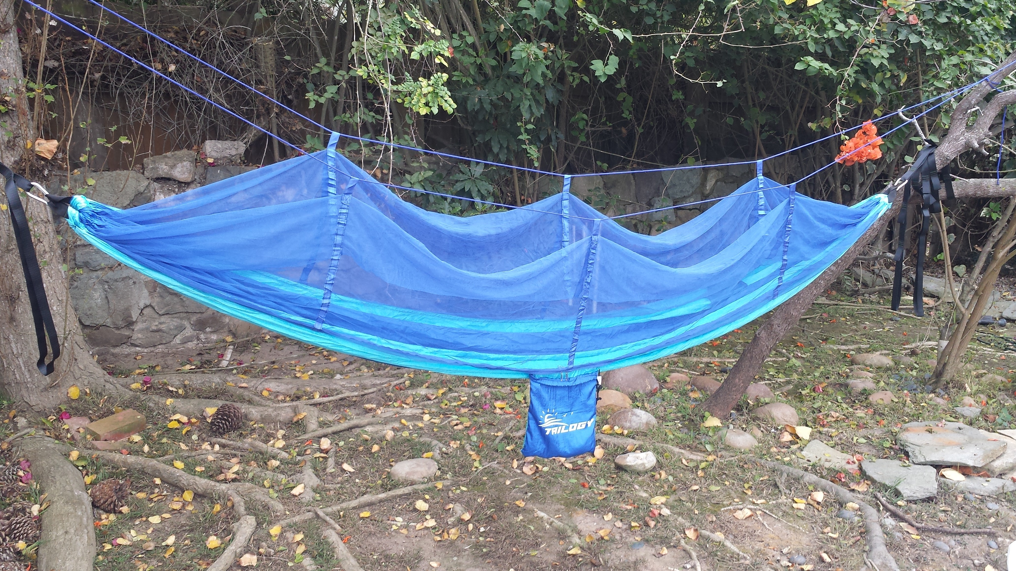 stick cotton rope a furniture net camping on from double single mesh wood swing indoor in hammocks item hammock moveis parachute