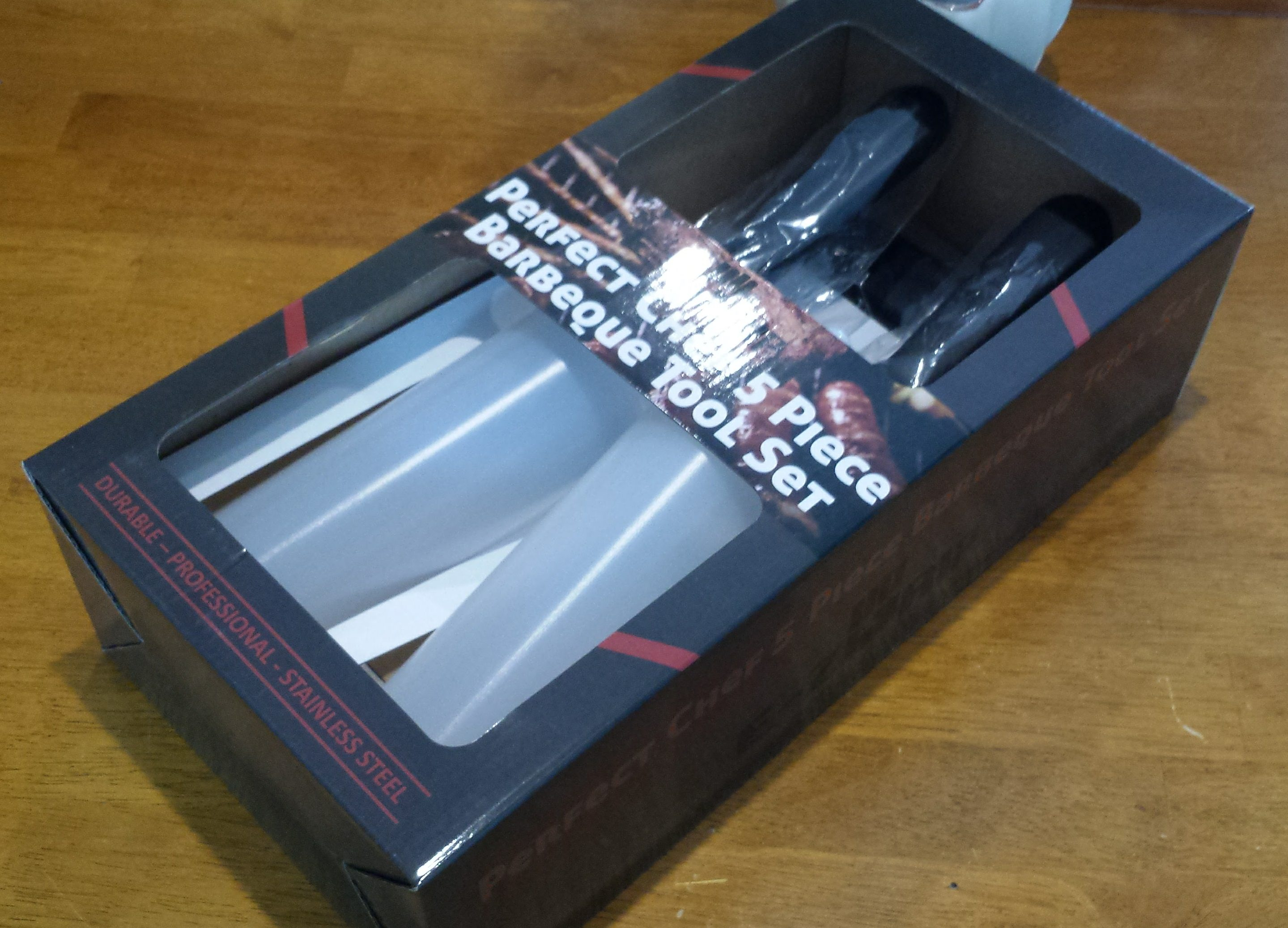 EZ Grip BBQ Kit Review