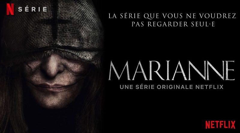 """Résultat de recherche d'images pour """"marianne netflix affiche"""""""