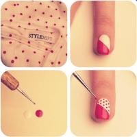 Tuto Nail-Art.