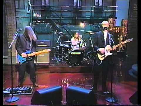 Feel The Pain on Letterman