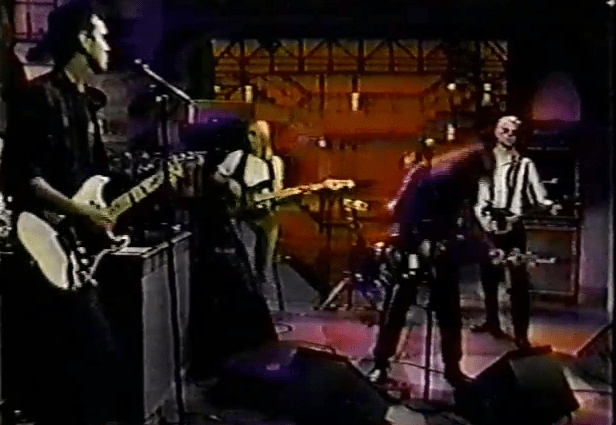 The Wagon on Letterman