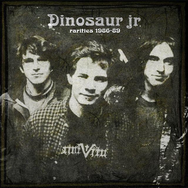 Dinosaur jr - 1986-89 cover