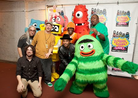 Gabba Gang with Dinosaur Jr. DMC and Biz Markie…