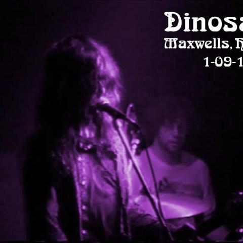 Dinosaur Jr - Maxwells 1988