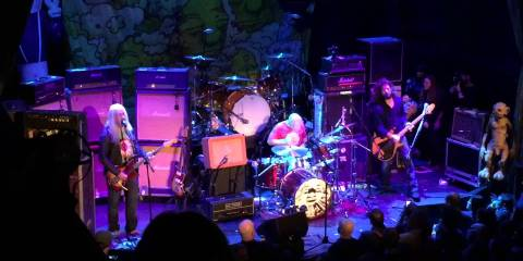 Dinosaur Jr 30 – Night 5 – 12-07-2015