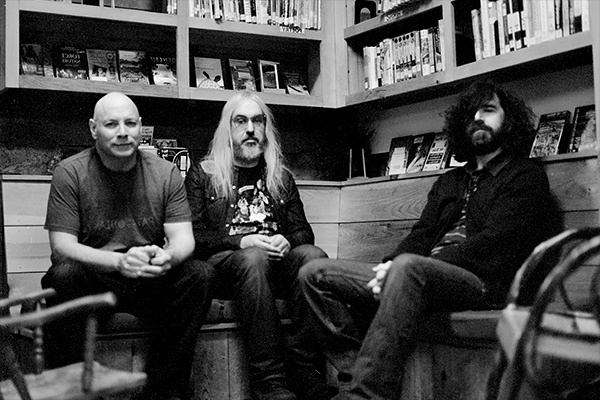 Dinosaur Jr. Photo by Levi Walton
