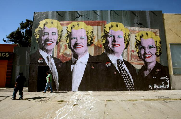 Mr Brainwash - Gentlemen prefer blonds