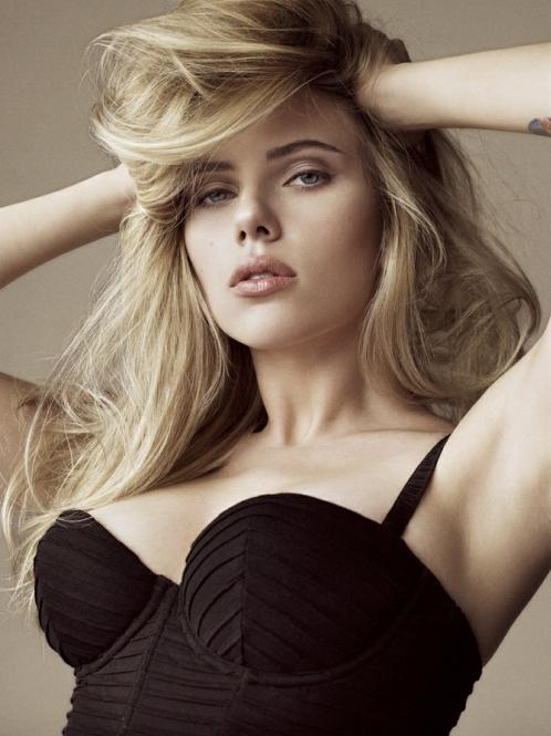 Tom Munro - Scarlett Johansson