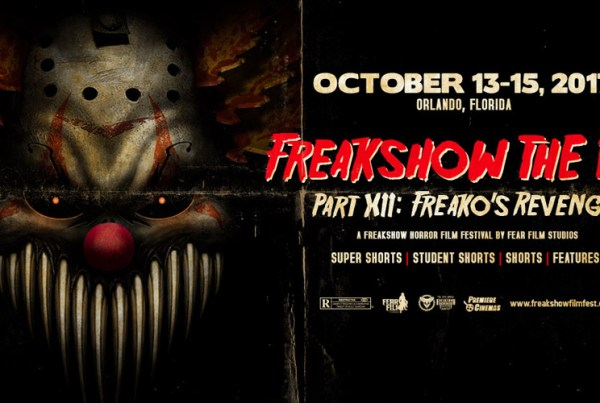 FREAK SHOW Horror Film Festival - 2017 Event Dates_postimage
