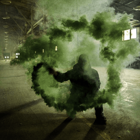 Freaktography Smoke Bomb