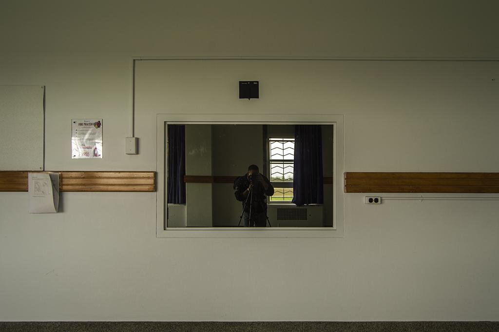 Ontario Abandoned Psychiatric Hospital Freaktography Two Way Glass
