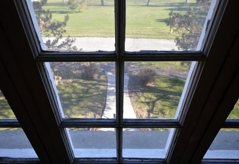 Ontario Abandoned Psychiatric Hospital Window s