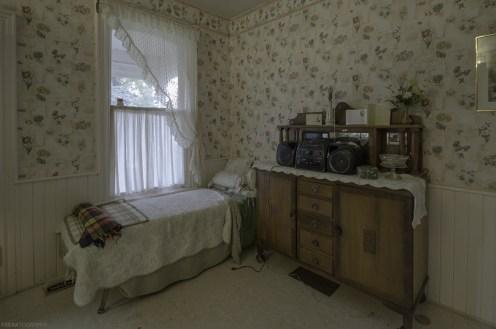 Ontario Abandoned House Kitchen