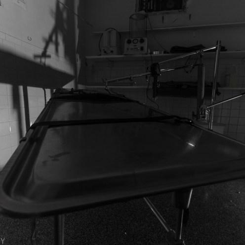 Freaktography, abandoned, abandoned funeral home, abandoned photography, abandoned places, creepy, decay, derelict, embalming, embalming room, funeral home, haunted, haunted places, photography, urban exploration, urban exploration photography, urban explorer, urban exploring
