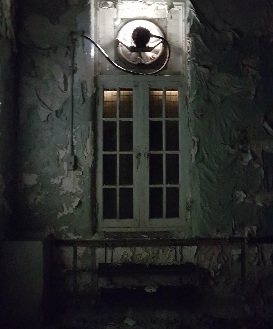 Abandoned Century Manor Insane Asylum Hamilton Ontario