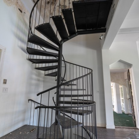 Abandoned Time Capsule Mansion The Twilight Zone Mansion