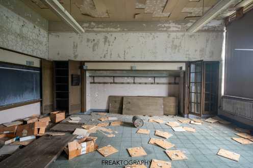 abandoned buffalo high school