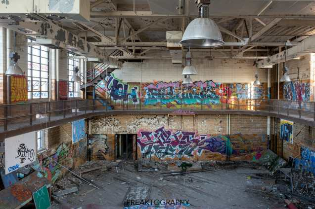 horace mann abandoned high school gary indiana