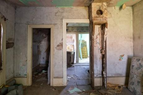2015 abandoned house port royal ontario