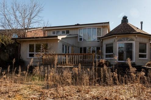 abandoned three million dollar house