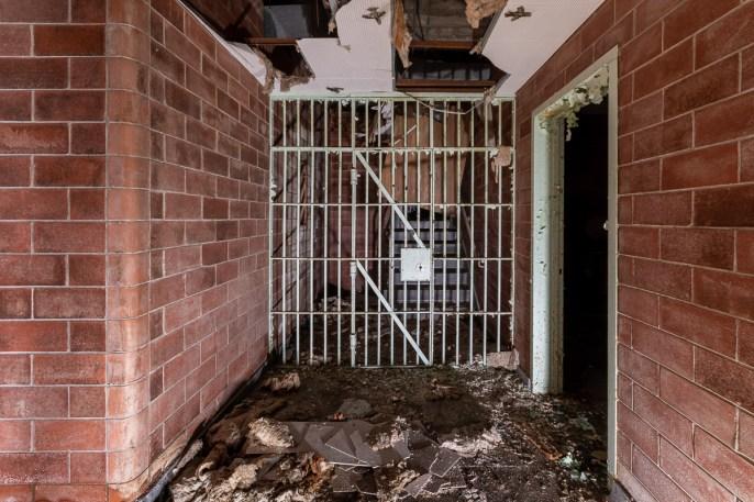 abandoned woodstock opp station exploring