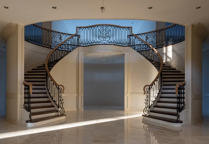 inside an 18 million dollar mansion