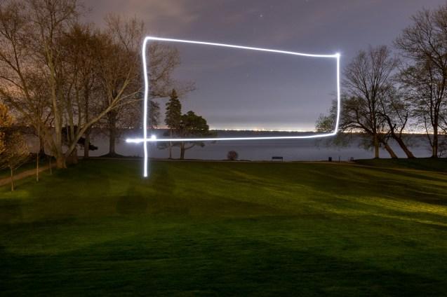 lume cube panel mini mavic mini drone light painting