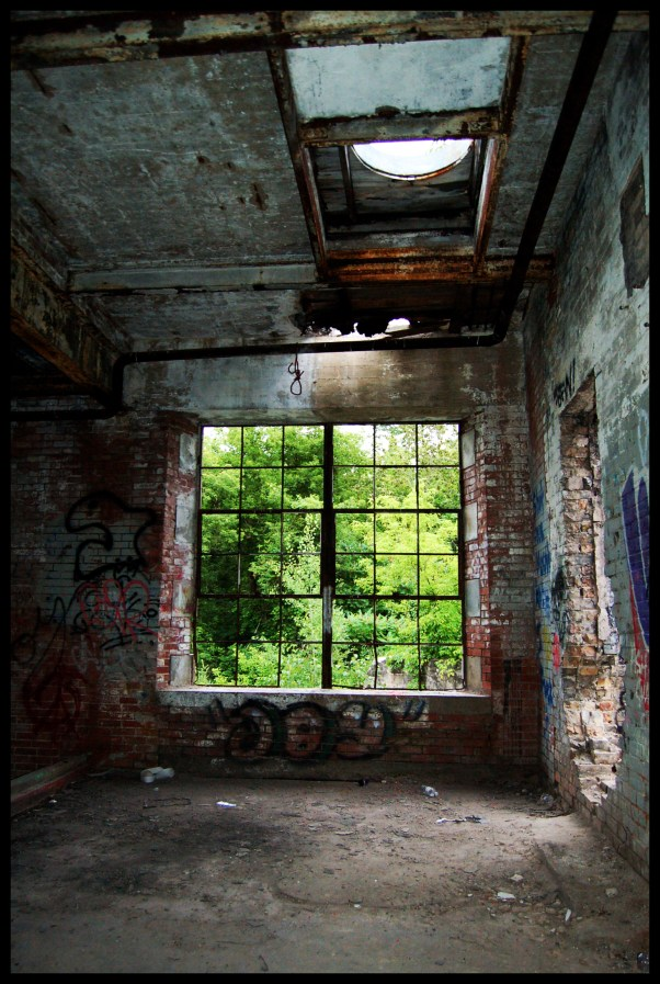 abandoned barber paper mill 20124