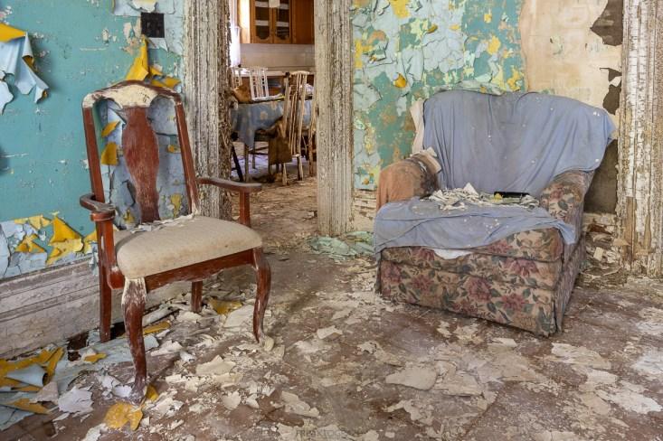 abandoned house of retro toys 2020