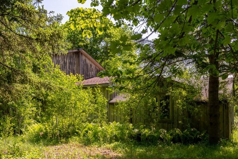abandoned million dollar heritage farm house