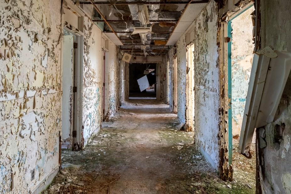abandoned muskoka regional centre 2020