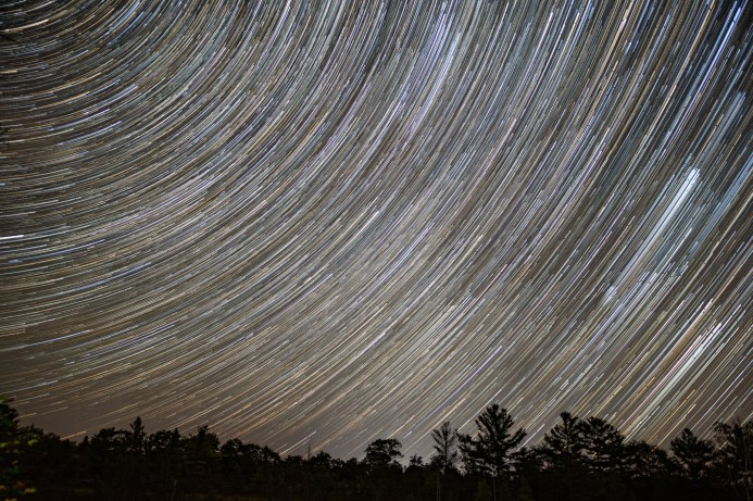 torrence barrens star trail