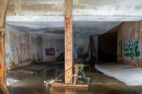 gargantua drain toronto 2021