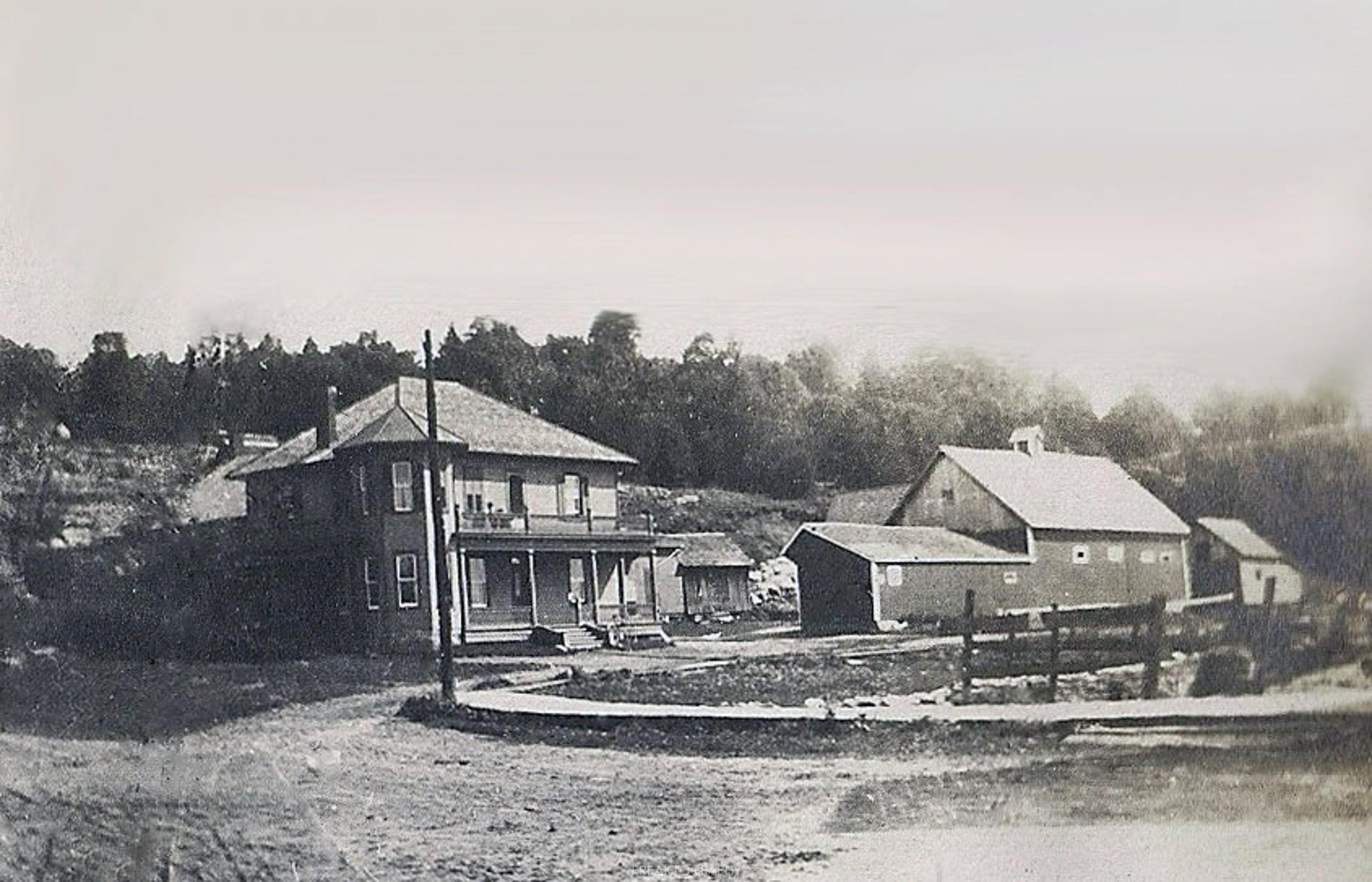 Rockcliffe tavern 1800's