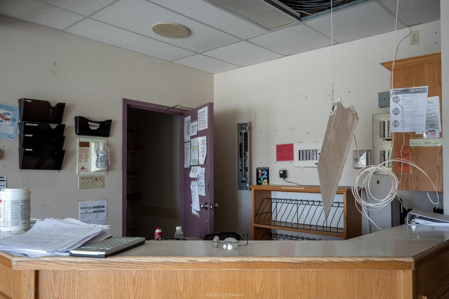 abandoned ontario nursing home