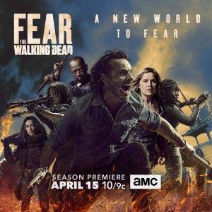 Fear the walking Dead: A new world to fear