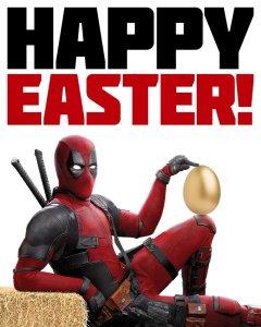 Καλό Πάσχα απο εμάς και τον Mr. DP