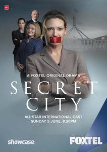 Μυστική πόλη, το αυστραλέζικο τηλεοπτικό διαμάντι